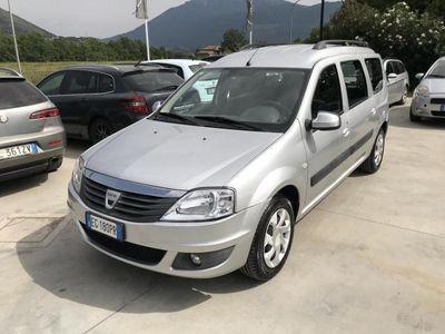 brugt Dacia Logan MCV 1.5 dCi 90CV 7 posti Blackline