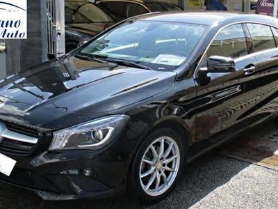 second-hand Mercedes CLA200 d S.W. Automatic Executive