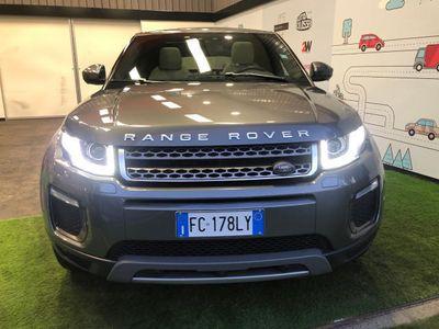 usata Land Rover Range Rover evoque 2.0 TD4 180 CV 5p. Au