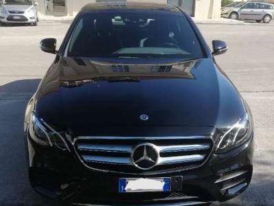 usata Mercedes E220 4Matic Auto AMG Line