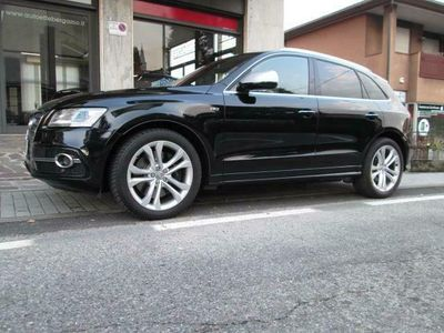 usata Audi SQ5 3.0 V6 TDI BITURBO QUATTRO TIPTR., TAGLIANDI