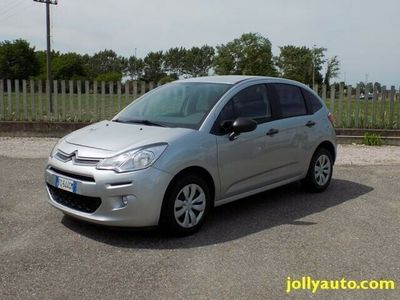usata Citroën C3 BlueHDi 75 Van Attraction AUTOCARRO 2 POSTI N1 E6