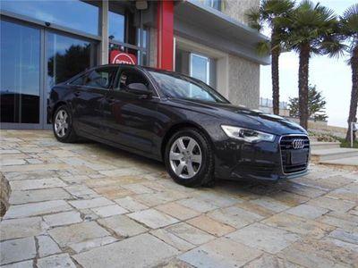 brugt Audi A6 3.0 TDI 272 CV quattro S tronic Busin PLUS SED COM