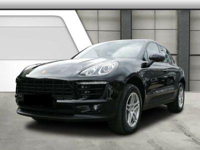 brugt Porsche Macan 3.0 S Diesel S Navi Tetto Pelle