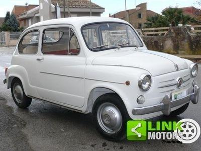 käytetty Fiat 600D 600750 cc ASI TARGA ORO