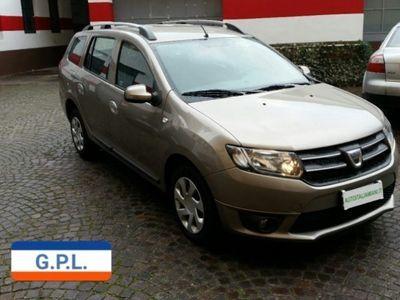 brugt Dacia Logan MCV 1.2 75CV GPL Lauréate