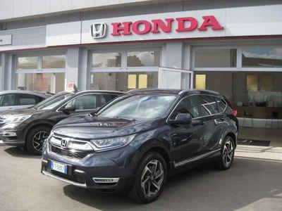 usata Honda CR-V 1.5T 193 CV CVT Executive Navi AWD