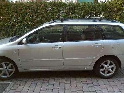 begagnad Toyota Corolla 1.4 D-4D Station Wagon Sol ESP