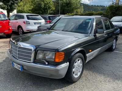 usata Mercedes 560 SEL