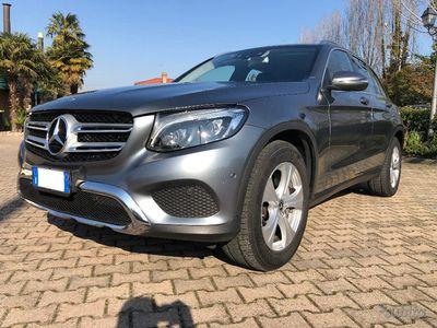 usata Mercedes GLC250 d 204 CV 4 MATIC - SPORT