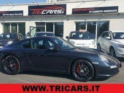 usata Porsche 911 Carrera S 997 991Coupé APPROVED 2020 MANUALE