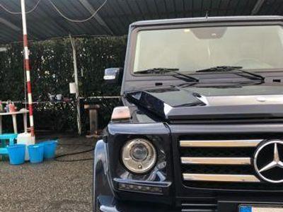 gebraucht Mercedes G400 cdi