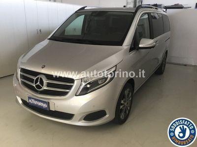 usata Mercedes V220 CLASSE Vd Sport L E6