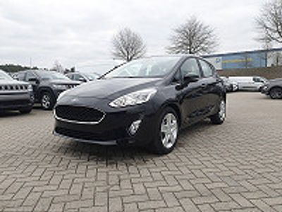 usata Ford Fiesta 1.0 Ecoboost 95ps Cool & Connect 5-türig Voll-led Klima Navi Apple Carplay Android Auto Dab+ Pdc Tempomat