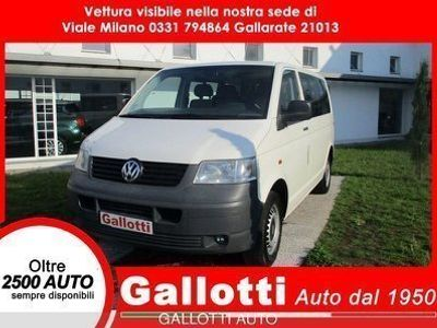 used VW T5 2.5 TDI/130CV