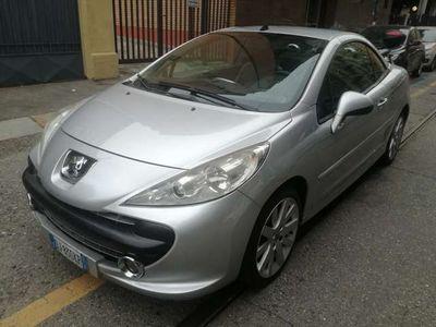 usata Peugeot 207 CC CABRIO 1.6 120CV SOLO 73000KM!!!!!!! EURO 4
