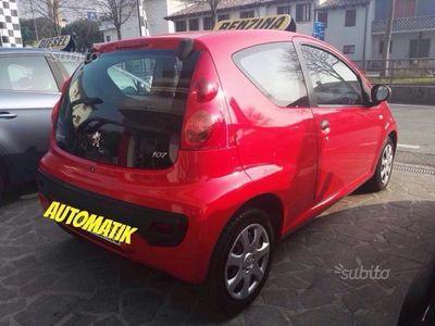 usata Peugeot 107 unico proprietario 1.0 benz