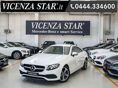 usata Mercedes E220 Coupè Autom SPORT NEW MODEL rif. 10952924