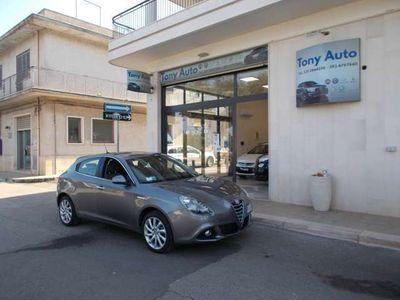 usata Alfa Romeo Giulietta JTDm-2 Distinctive NAVIGATORE,FARI LED,BLUETHOOT