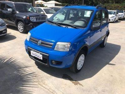 usado Fiat Panda 4x4 Panda 1.3 MJT 16V 4x4 1.3 MJT 16V