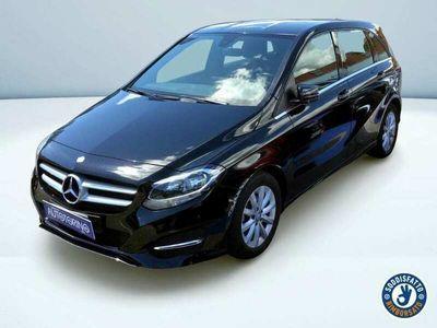 usata Mercedes B180 B 180 d (cdi) Executive auto FL E6