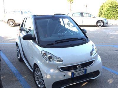usata Smart ForTwo Cabrio 2ª serie - 2012
