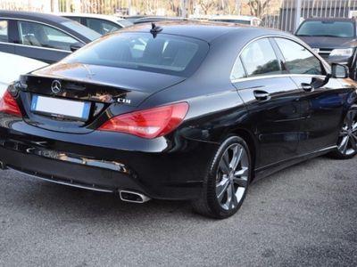 usata Mercedes CLA220 CDI AUTOMATIC SPORT NAVI PELLE BIXENO RETROC. TEL.