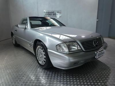 usata Mercedes SL320 SL 320STEPTRONIC 2+2