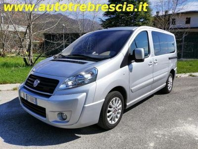 second-hand Fiat Scudo 2.0 MJT/165 DPF PC Panorama Family 5 posti (N1)