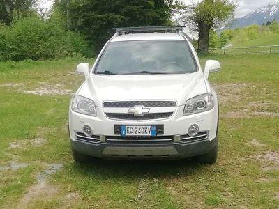 usata Chevrolet Captiva *GANCIO TRAINO* solo 142000km 2.0 VCDi LT