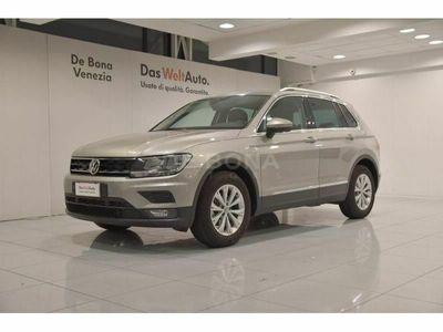 usata VW Tiguan 2.0 tdi Business 150cv dsg