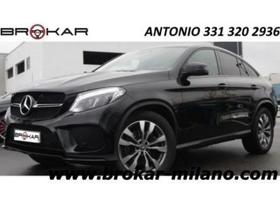 usata Mercedes GLE350 d 4Matic Coupé AMG Line*NIGHT PACK+LED+CAMERA+21