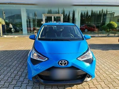 usata Toyota Aygo 5p 1.0 x-business m-mt 72cv