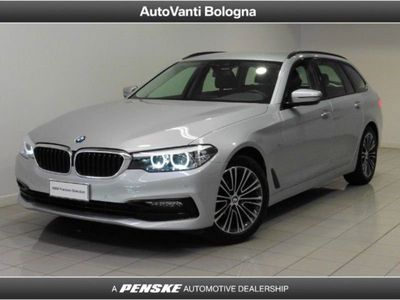 usata BMW 520 Serie 5 d aut. Touring Sport