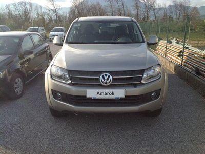 used VW Amarok 2.0 BiTDI 164 CV 4Motion Inseribile