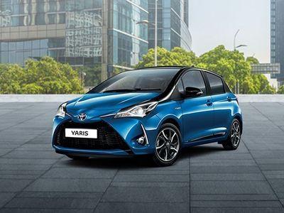 usado Toyota Yaris 1.5 Hybrid 5 porte Team