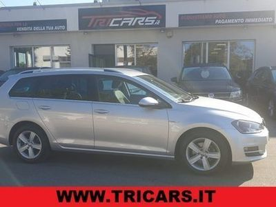usata VW Golf Variant 1.4 TGI Comfortline BlueMotion PERMUTE Benzina/Metano