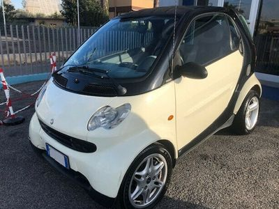 usata Smart ForTwo Coupé 700 pure (45 kW)