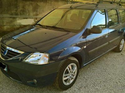 gebraucht Dacia Logan MCV Laureate 1.6 16v 7 posti