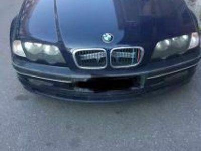 usata BMW 320 E46 2.0 Diesel anno 2002 non marciante