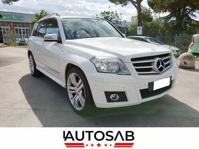 usata Mercedes GLK220 CDI 4 Matic Chrome Cambio