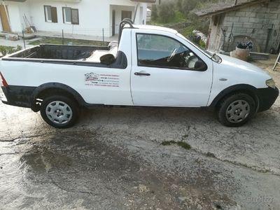 käytetty Fiat Strada pick -up - 1.3 mjt diesel 2008