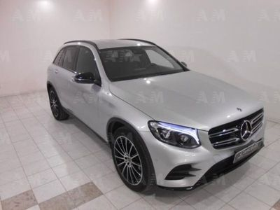 usata Mercedes E250 GLC suv d 4Matic Premium del 2018 usata a San Benedetto del Tronto