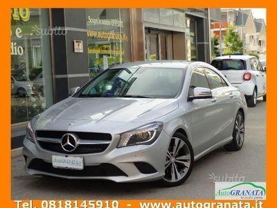 używany Mercedes CLA220 CDI SPORT AUTOM. 170CV PELLE XENO