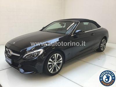 usata Mercedes 220 CLASSE C CABRIO C cabriod Sport auto
