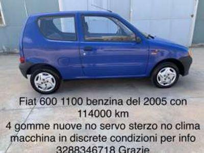 usata Fiat Seicento 1.1i cat active benzina