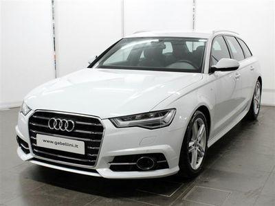 brugt Audi A6 A6 AvantAvant 2.0 TDI 190 CV ultra S tronic Busin