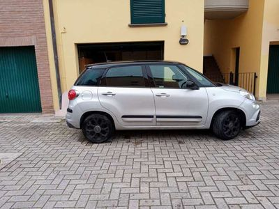 usata Fiat 500L 1.4 95 CV. Pro . autocarro n1 4 posti