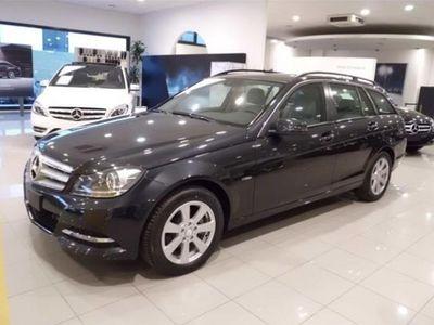 usata Mercedes C200 S.W. Executive