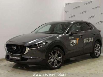 usata Mazda CX-30 2.0L Skyactiv-X M Hybrid AWD Exclusive
